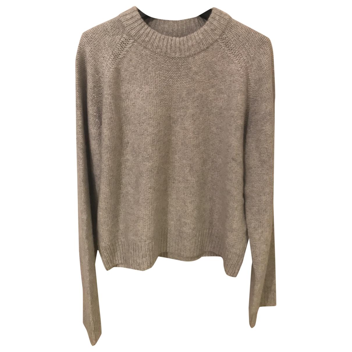 Cos \N Pullover in  Grau Kaschmir