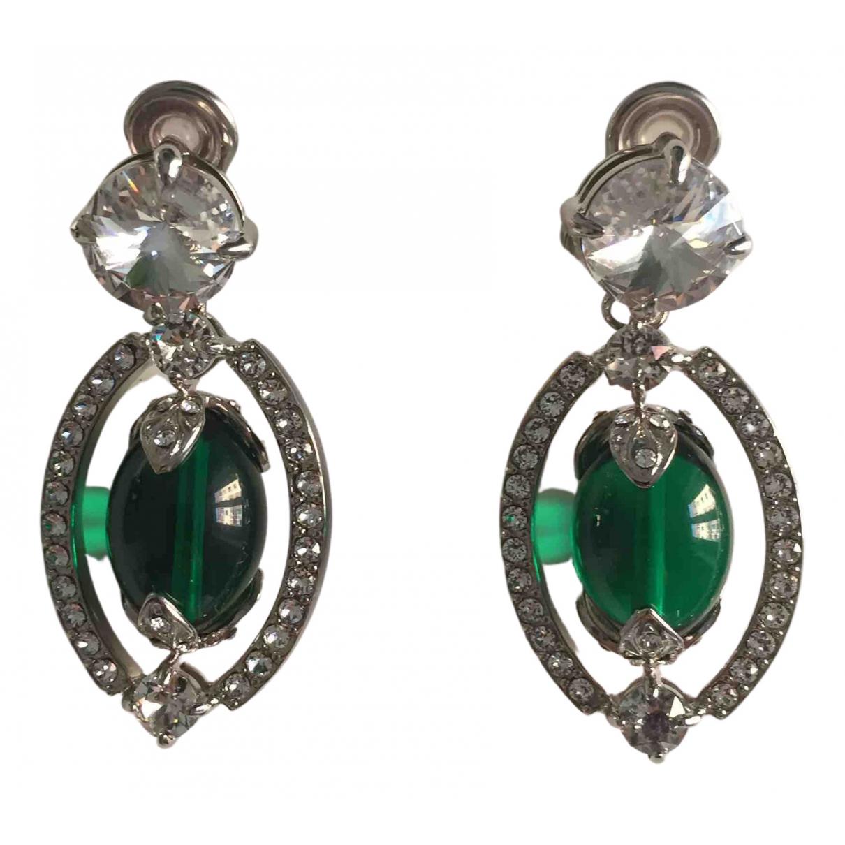 Miu Miu N Crystal Earrings for Women N