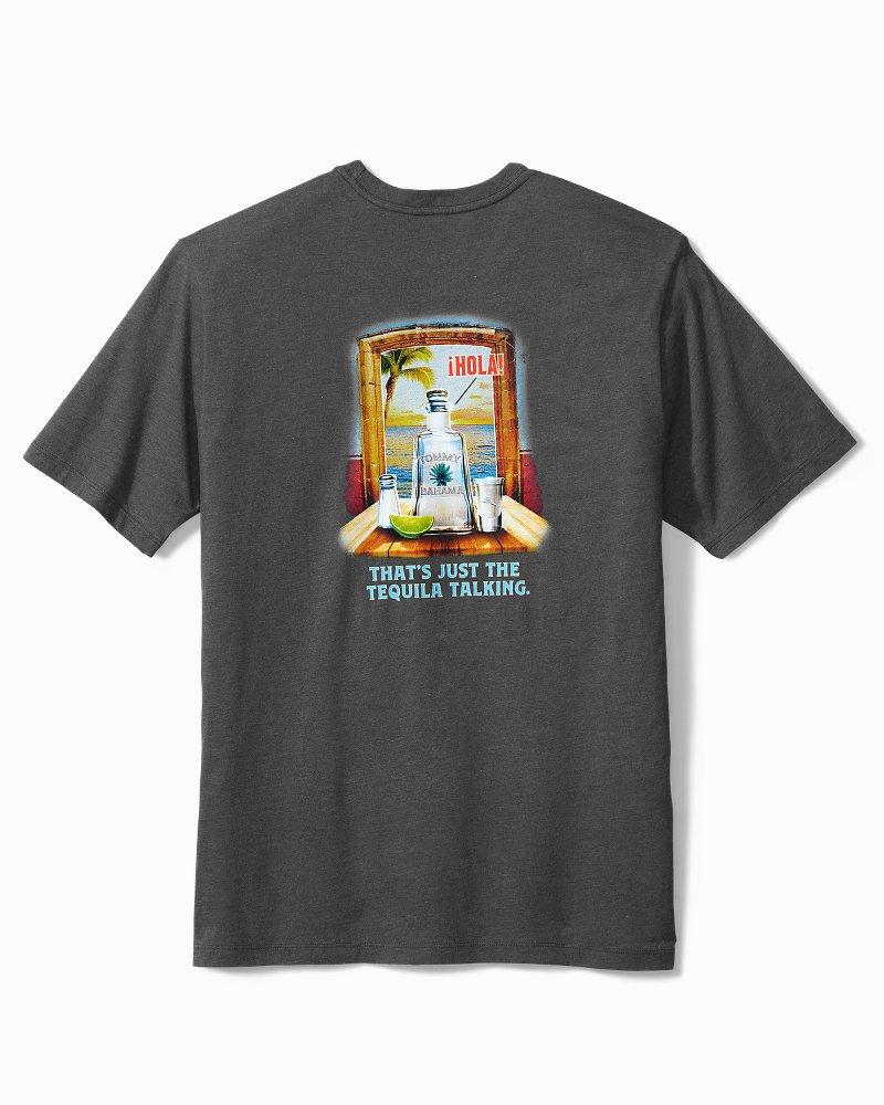 Tequila Talking T-Shirt