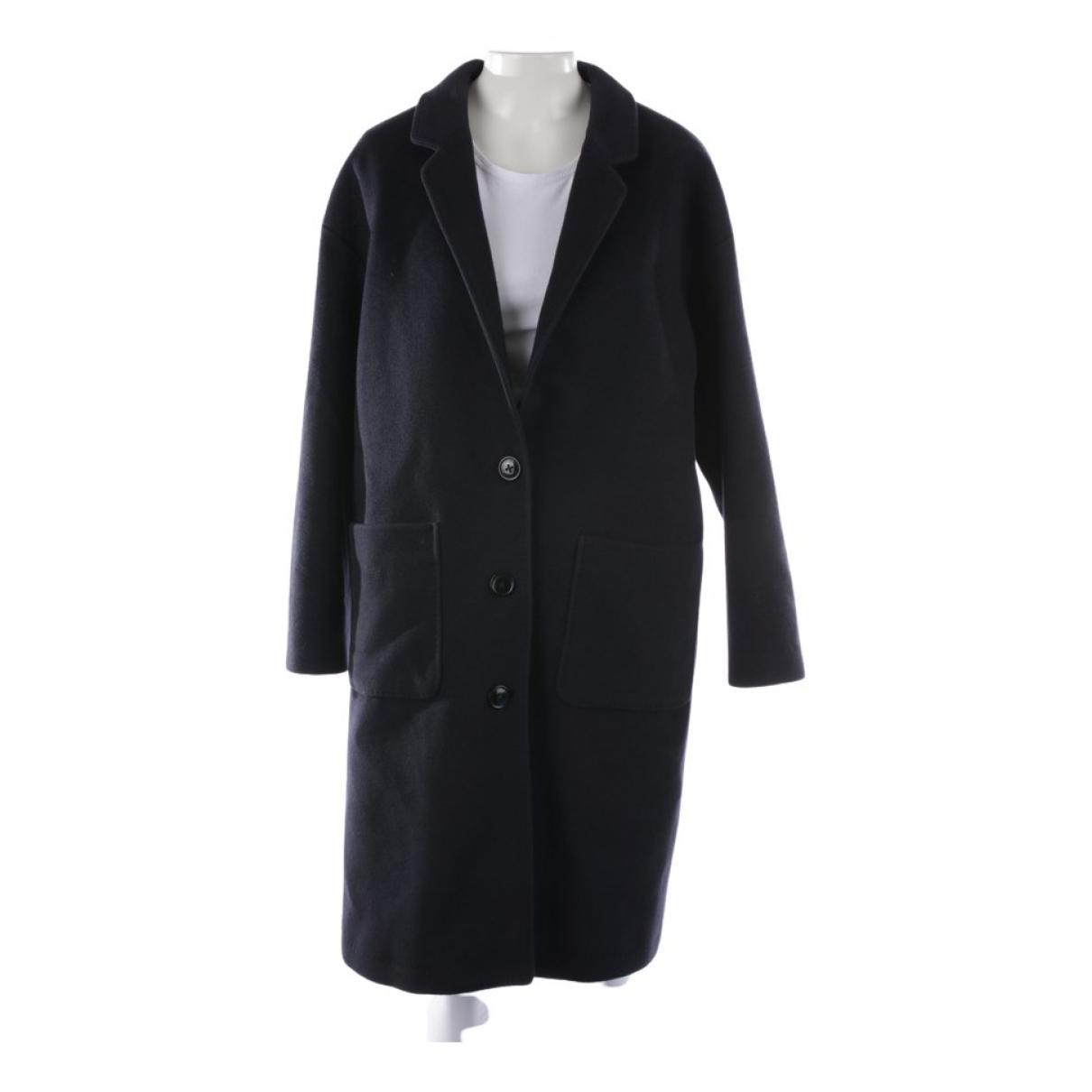 Closed \N Blue Wool jacket for Women M International