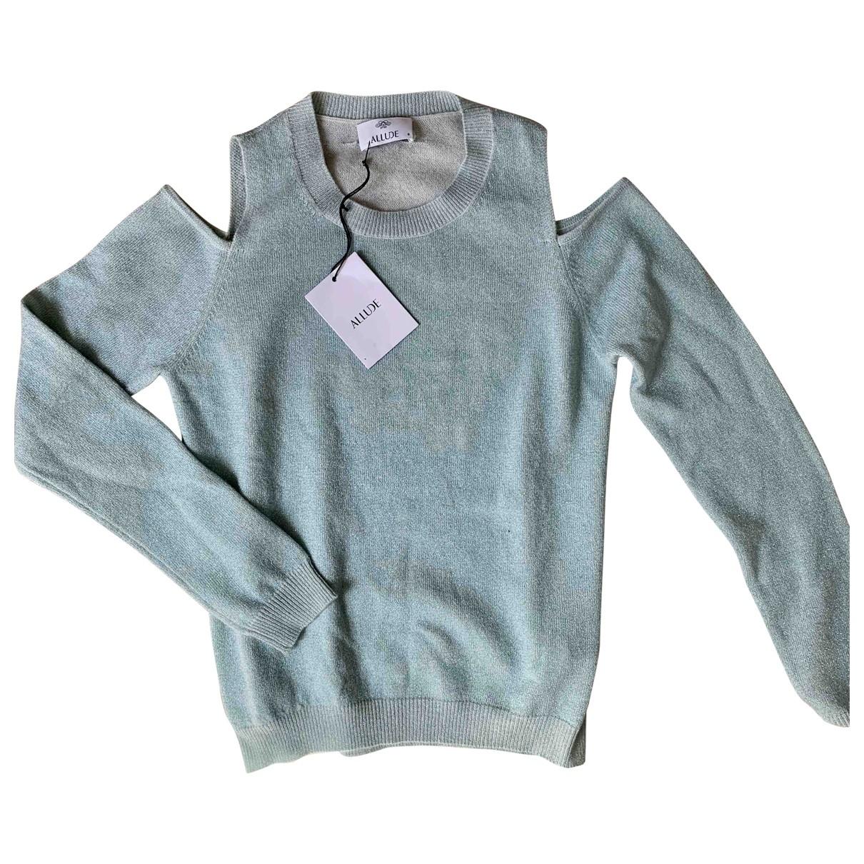 Allude \N Blue Cashmere Knitwear for Women S International