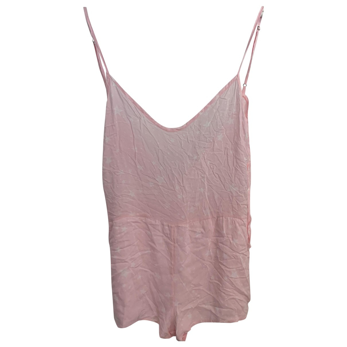 Wildfox - Combinaison   pour femme - rose