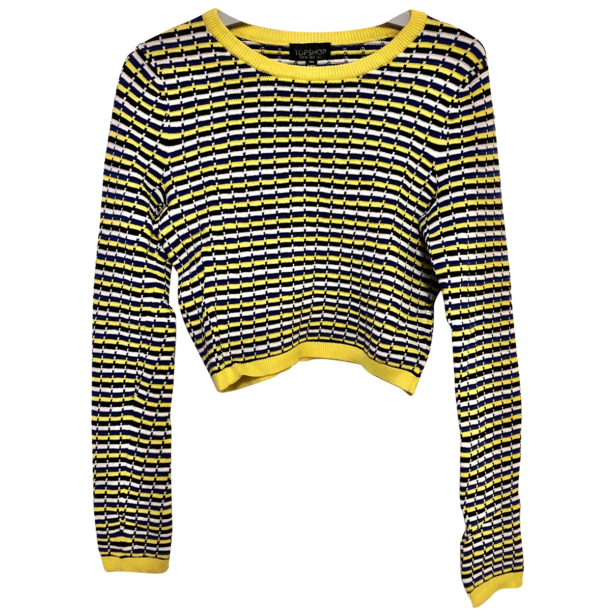 Tophop \N Pullover in  Bunt Baumwolle