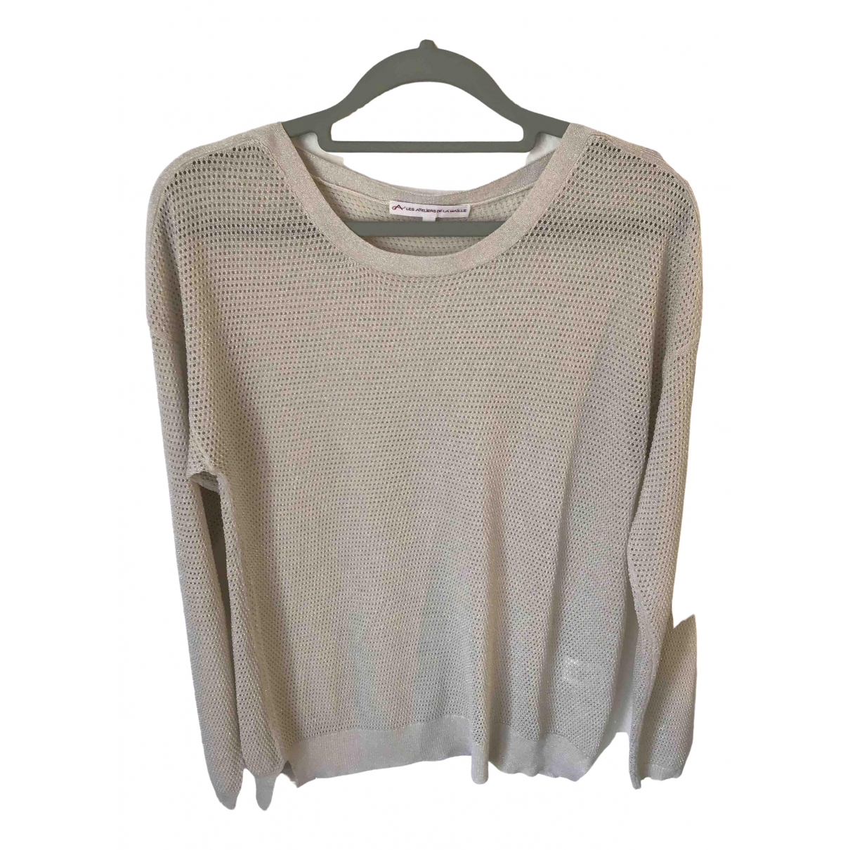 Les Ateliers De La Maille N Grey Silk Knitwear for Women 1 0-5