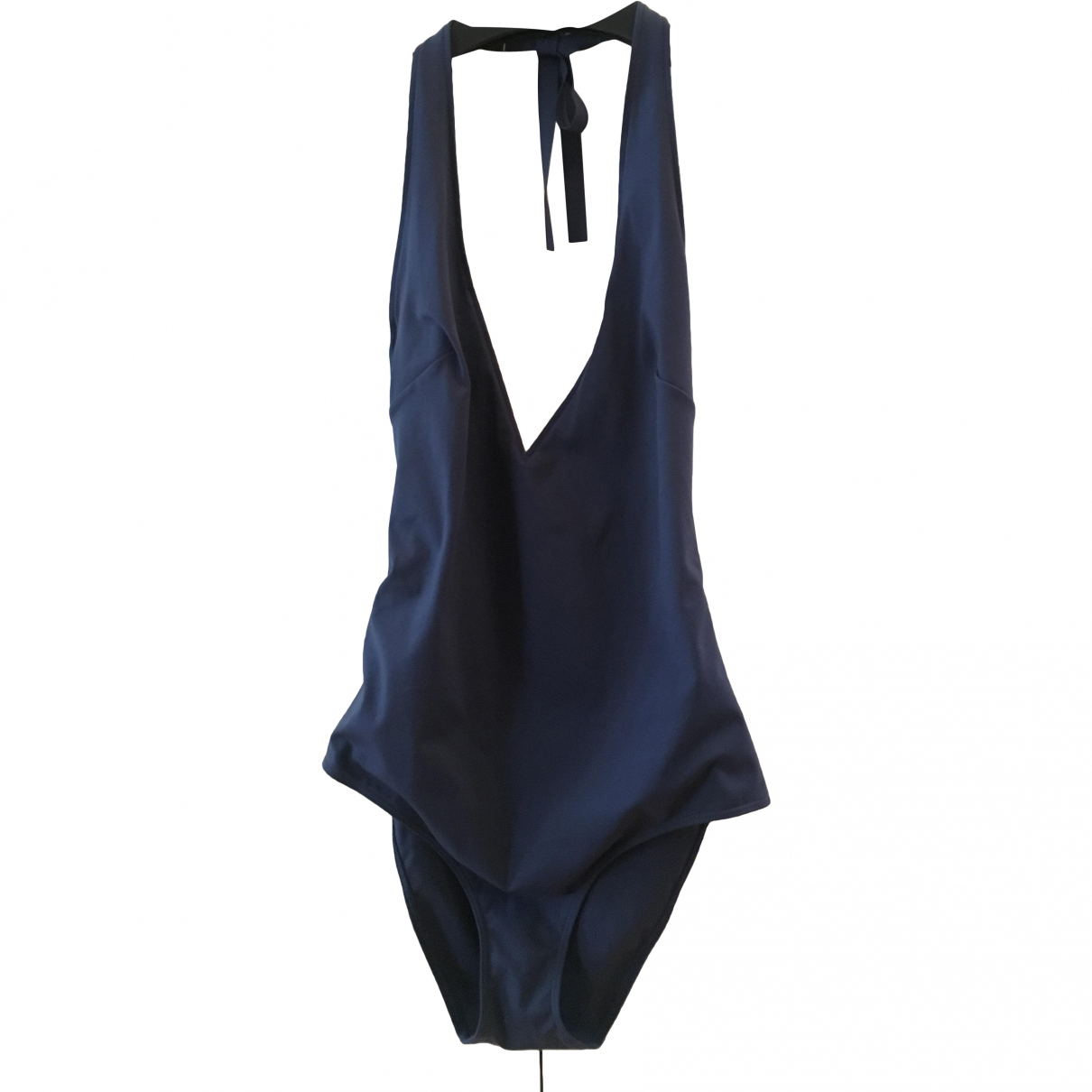 Non Signé / Unsigned \N Navy Lycra Swimwear for Women \N