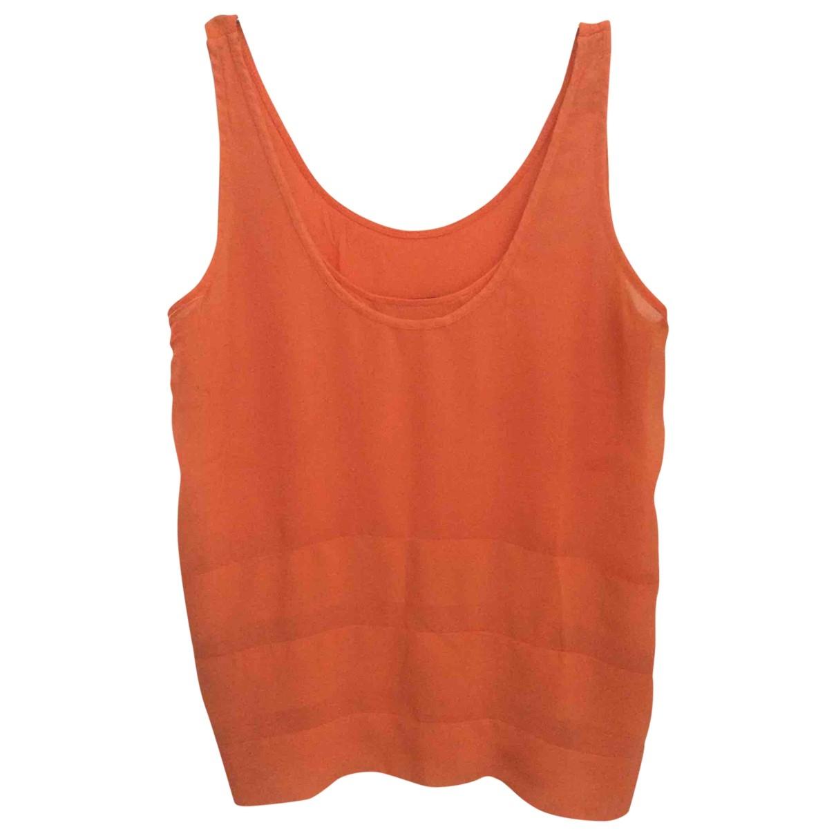 Comptoir Des Cotonniers - Top   pour femme - orange