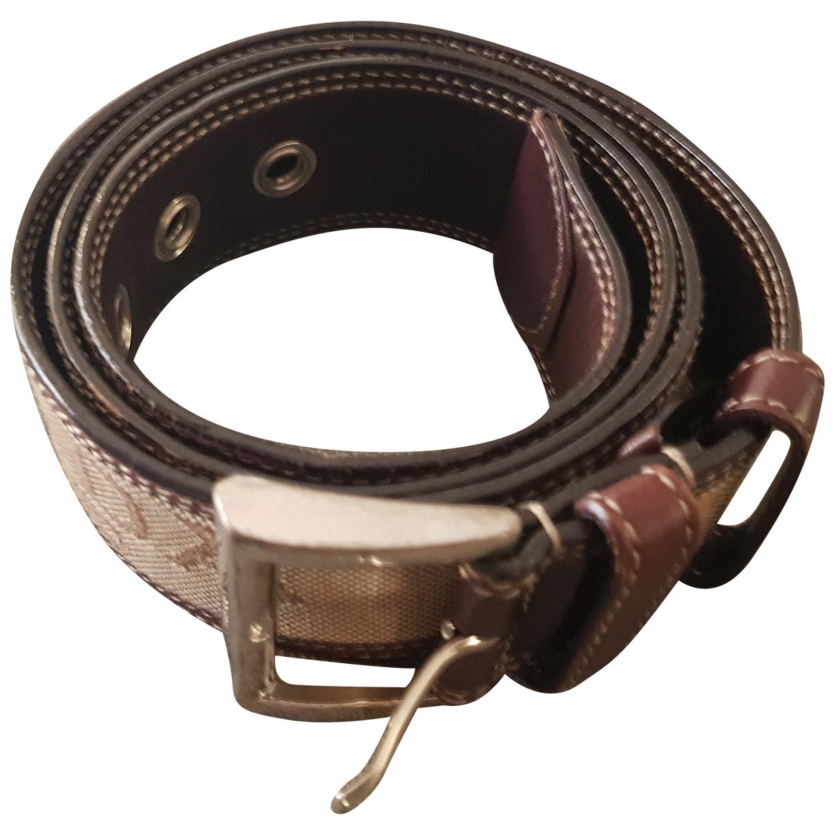 Cinturon de Lona Prada