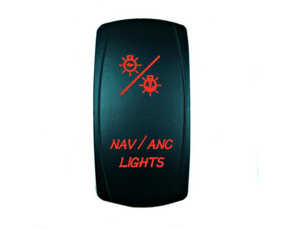 STV Motorsports SLR1096 NAV   ANC Laser Rocker Switch