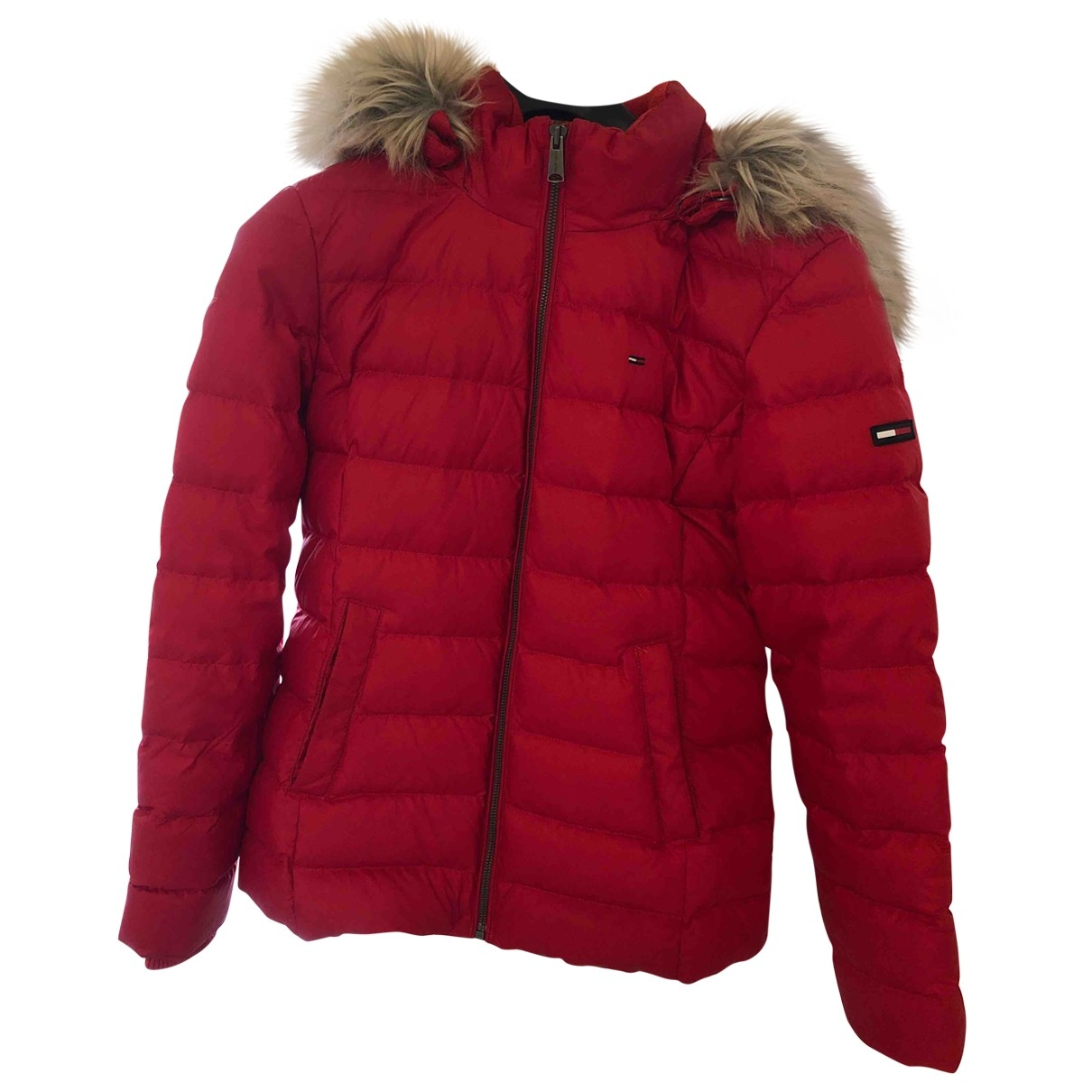 Tommy Hilfiger \N Red coat for Women M International