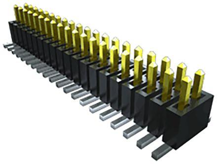 Samtec , FTSH, 10 Way, 2 Row, Vertical PCB Header (92)