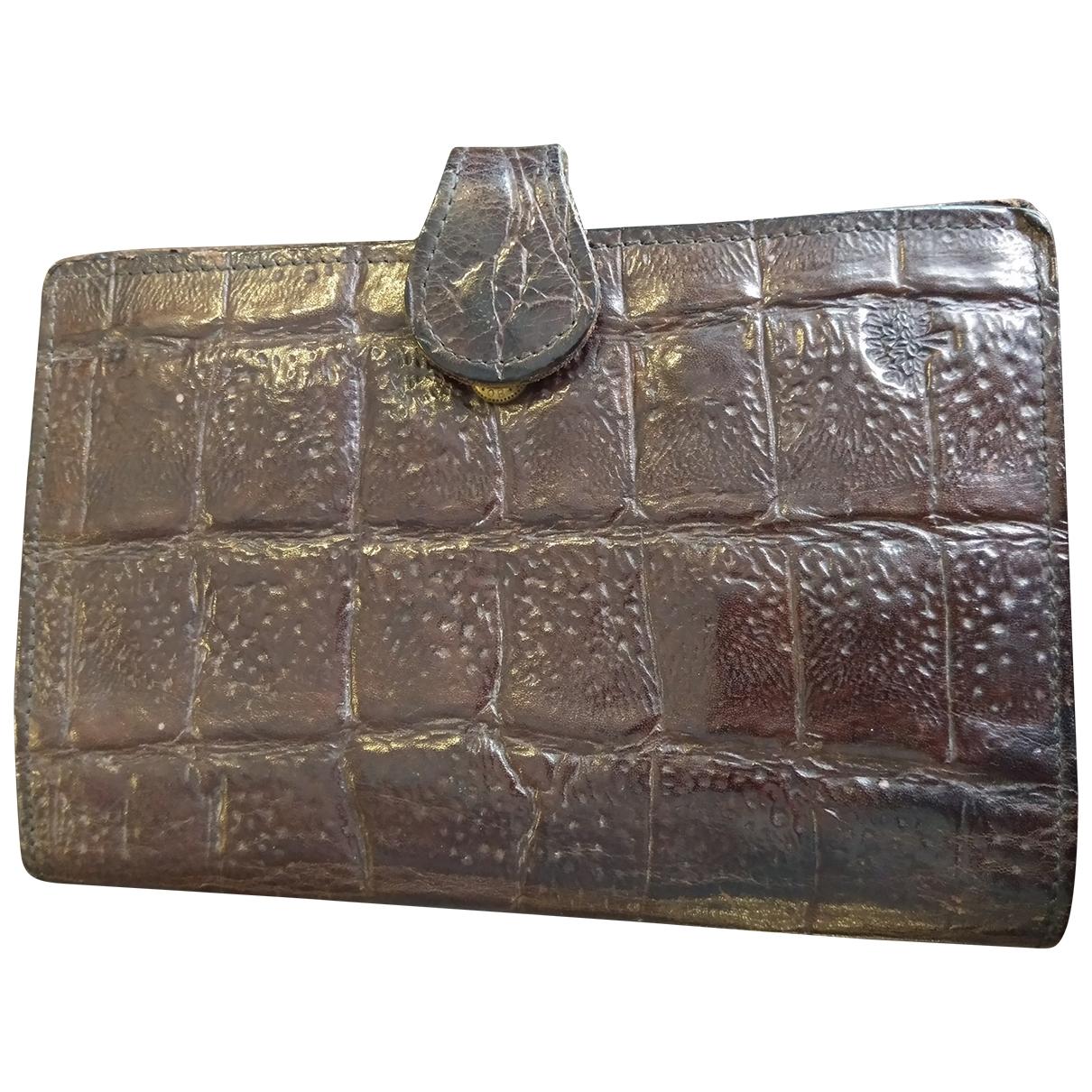 Burberry - Objets & Deco   pour lifestyle en alligator - marron
