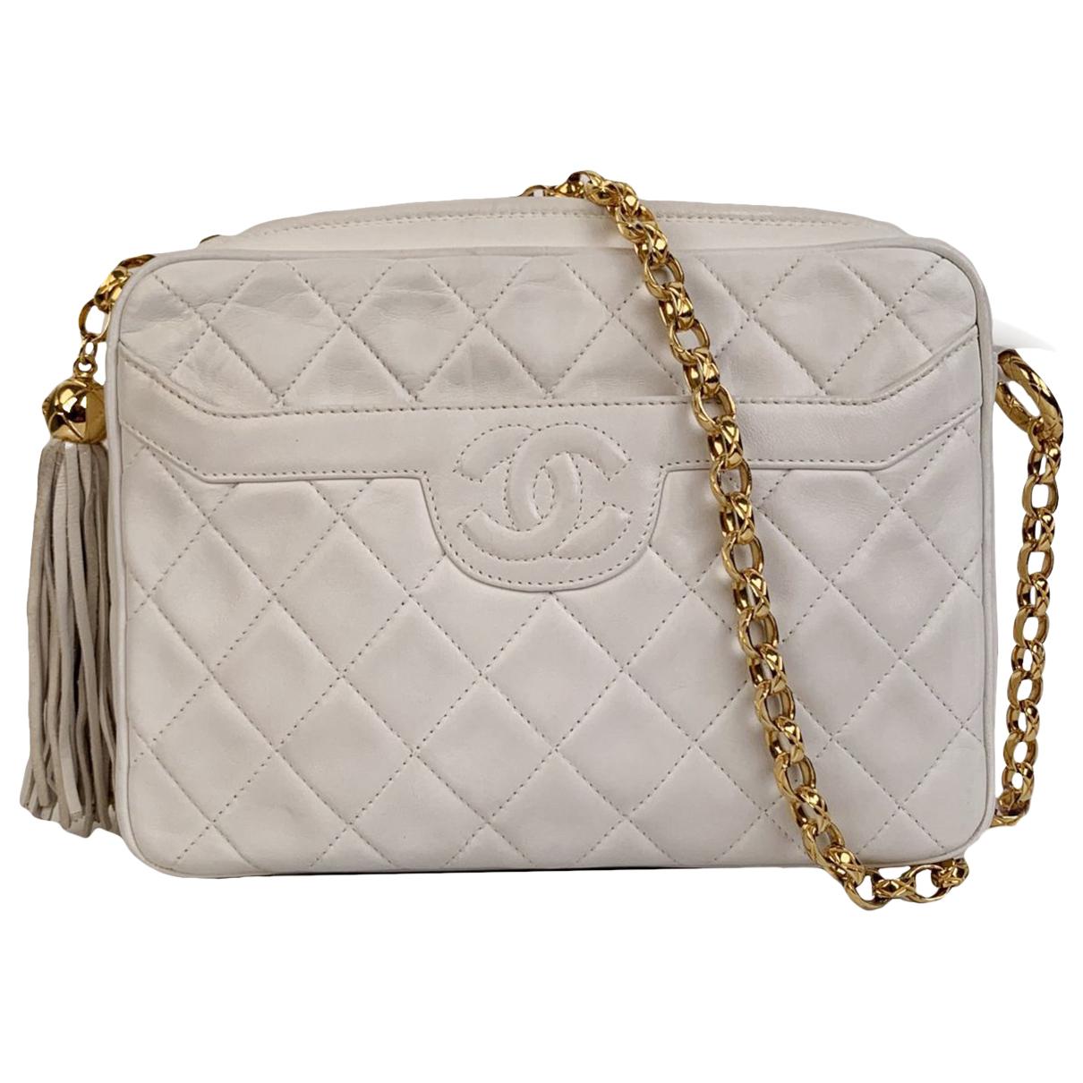 Bolso  Camera de Cuero Chanel