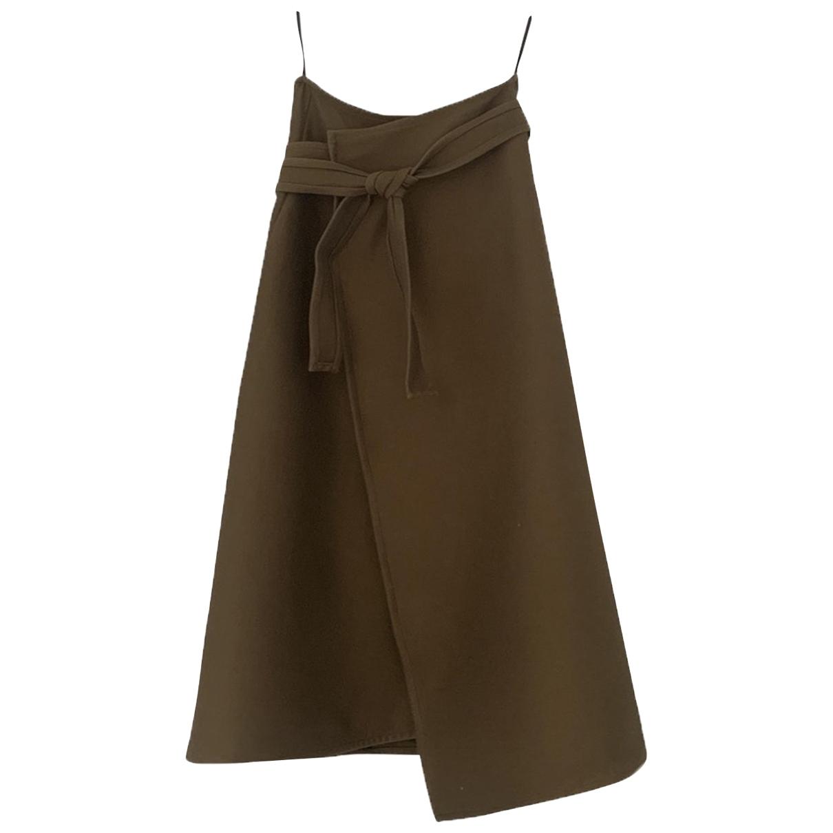 Falda midi Celine