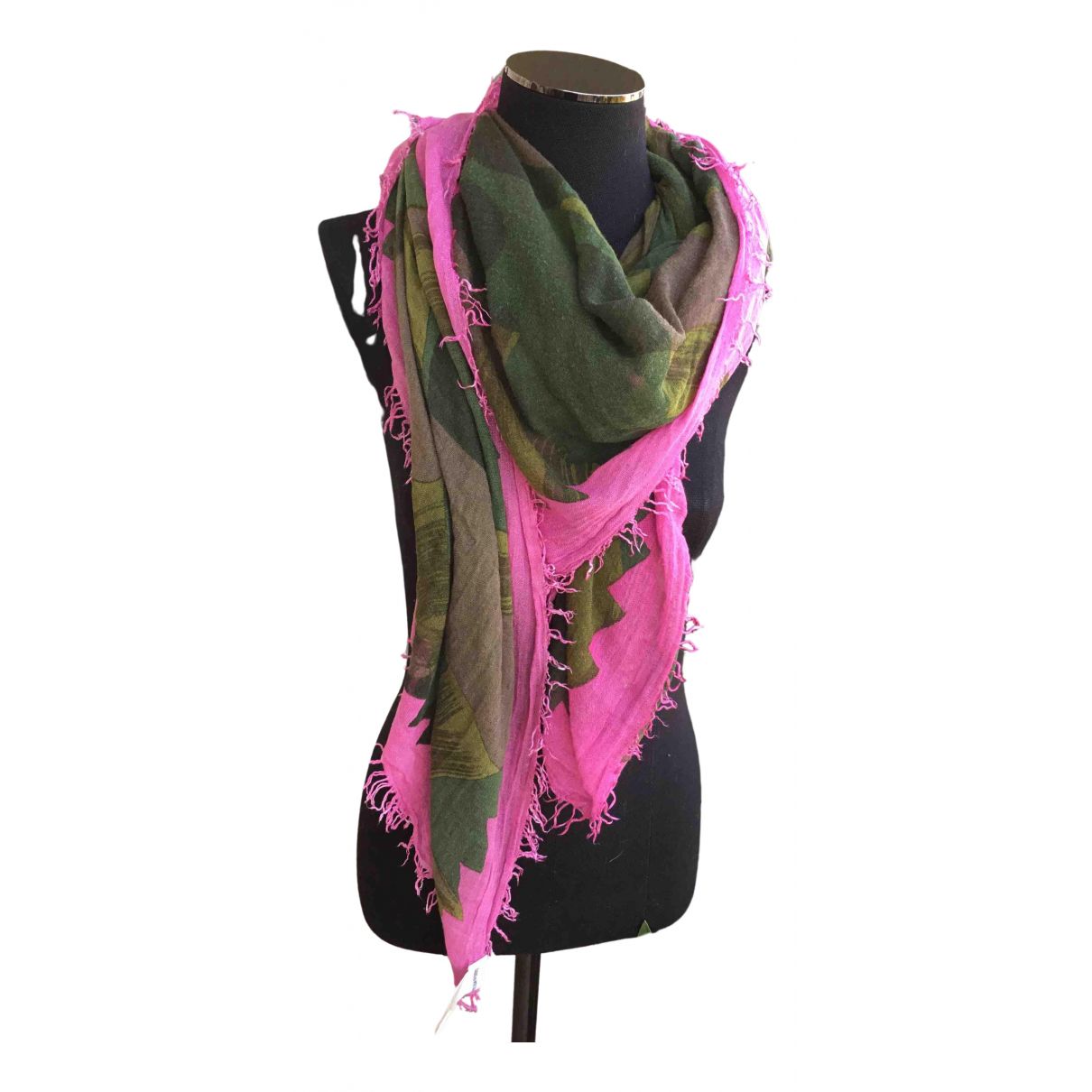 Zadig & Voltaire Spring Summer 2020 Multicolour scarf for Women \N