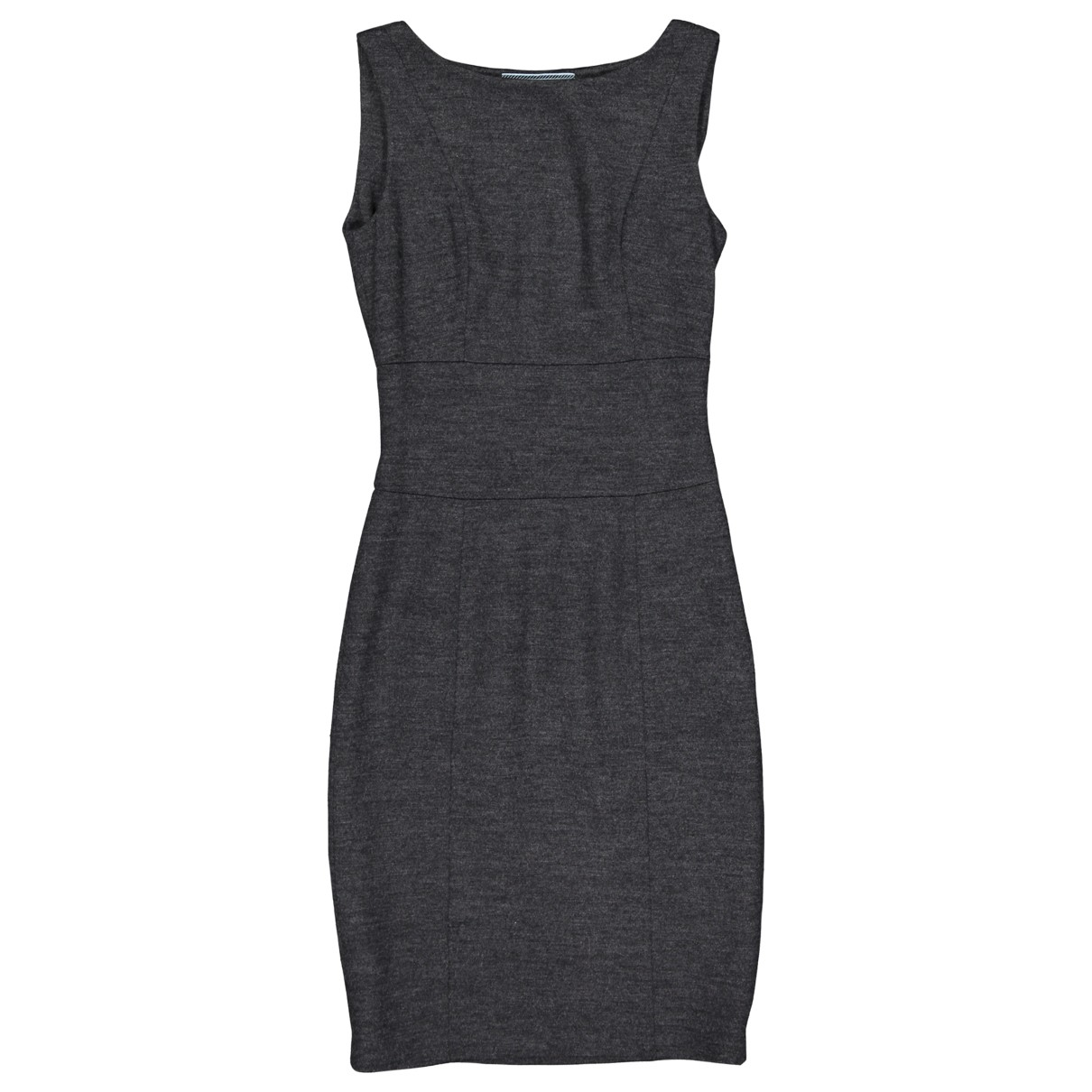 Prada \N Grey Wool dress for Women 36 IT