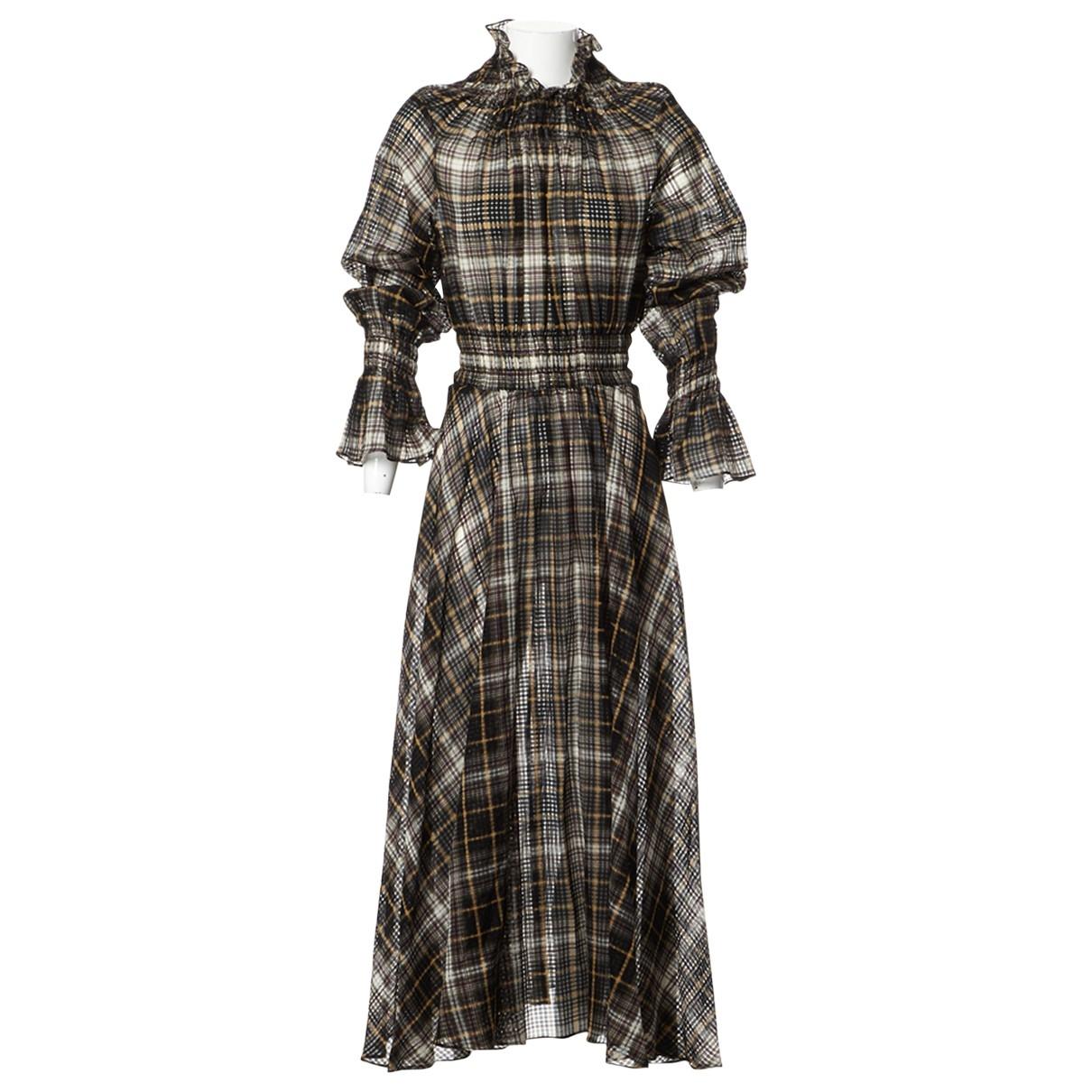 Beaufille - Robe   pour femme en coton - multicolore