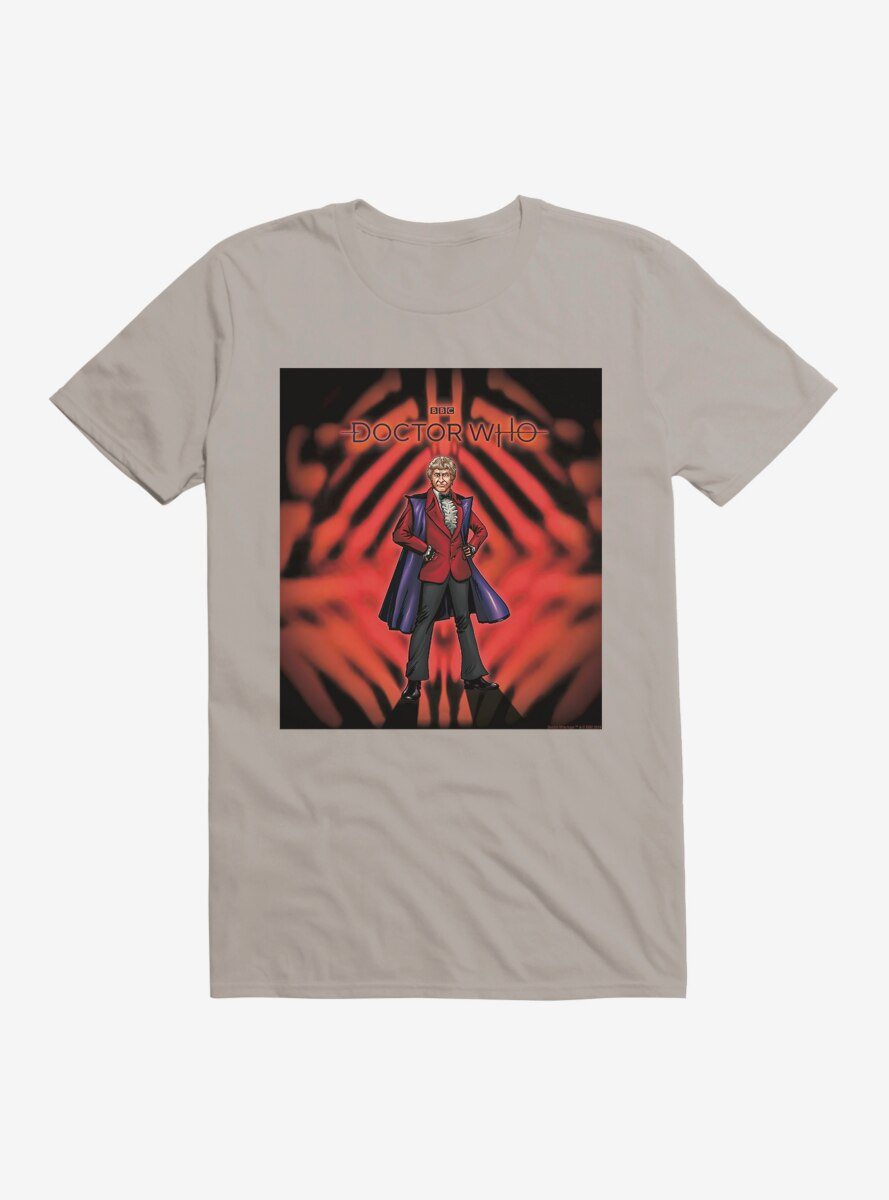 Doctor Who The Third Doctor Time Warp T-Shirt