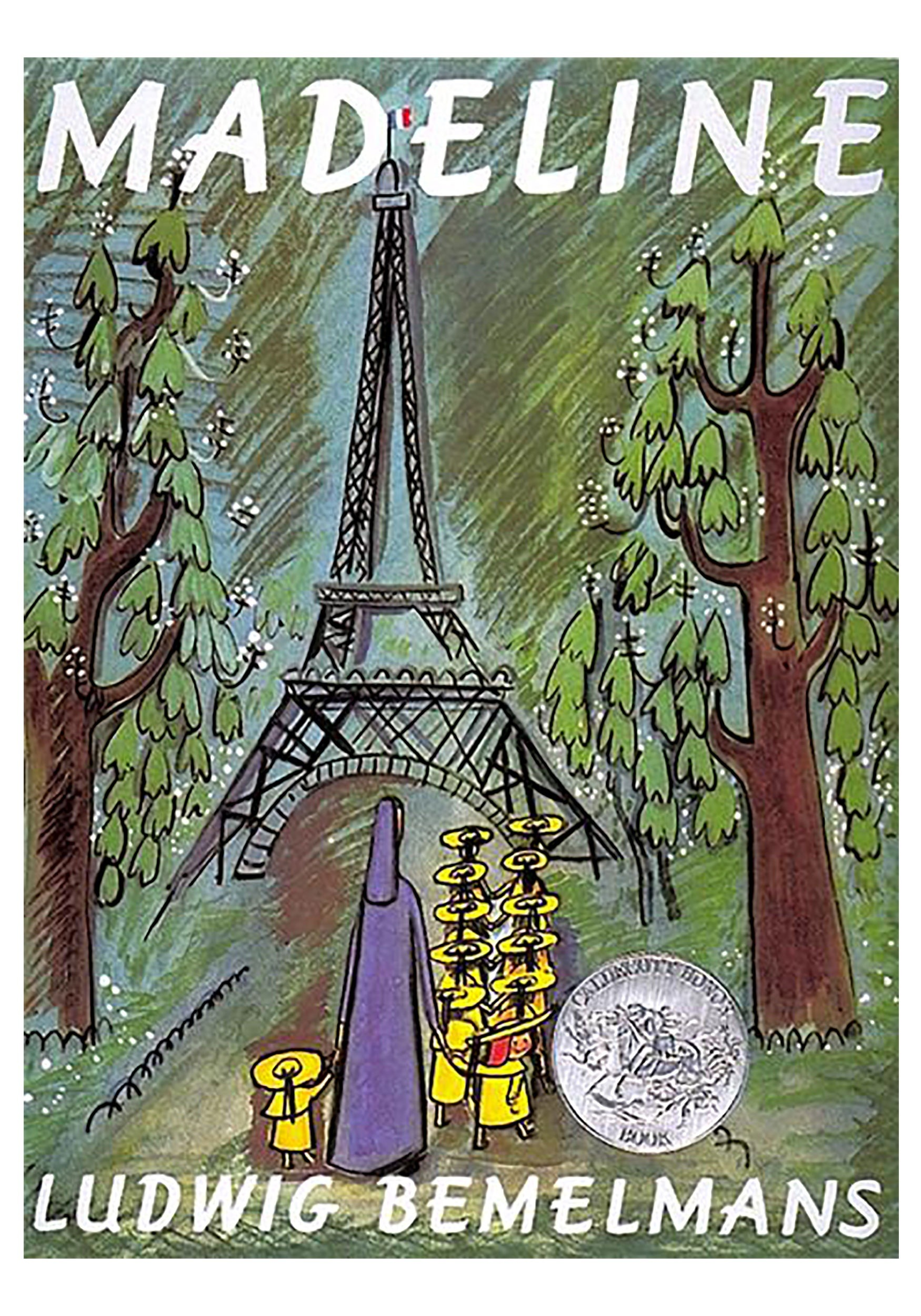 Madeline by Ludwig Bemelmans Childrens Book