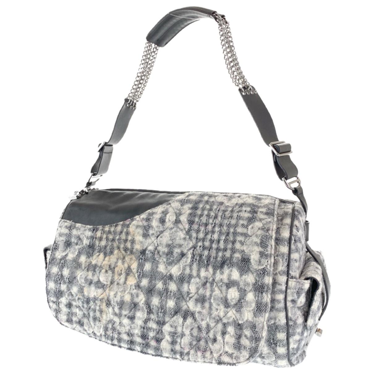 Chanel \N Handtasche in Tweed