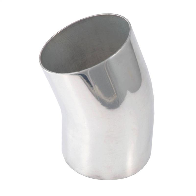 Spectre 9529 Universal Tube Elbow 3-1/2in. OD / 22 Degree - Aluminum