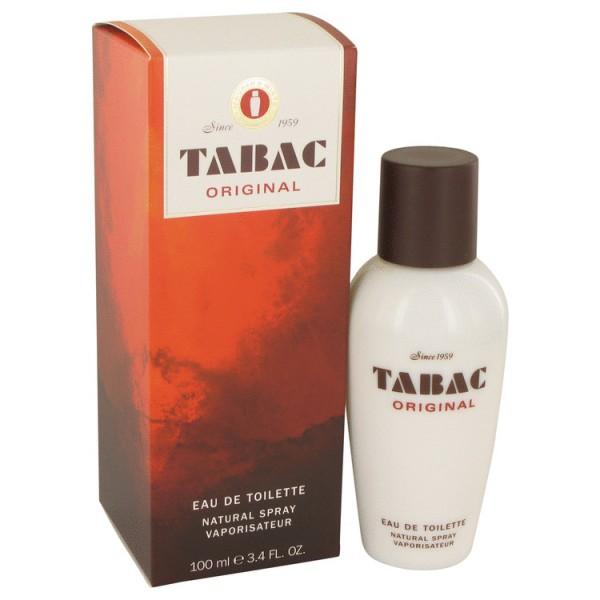 Mäurer & Wirtz - Tabac : Eau de Toilette Spray 3.4 Oz / 100 ml