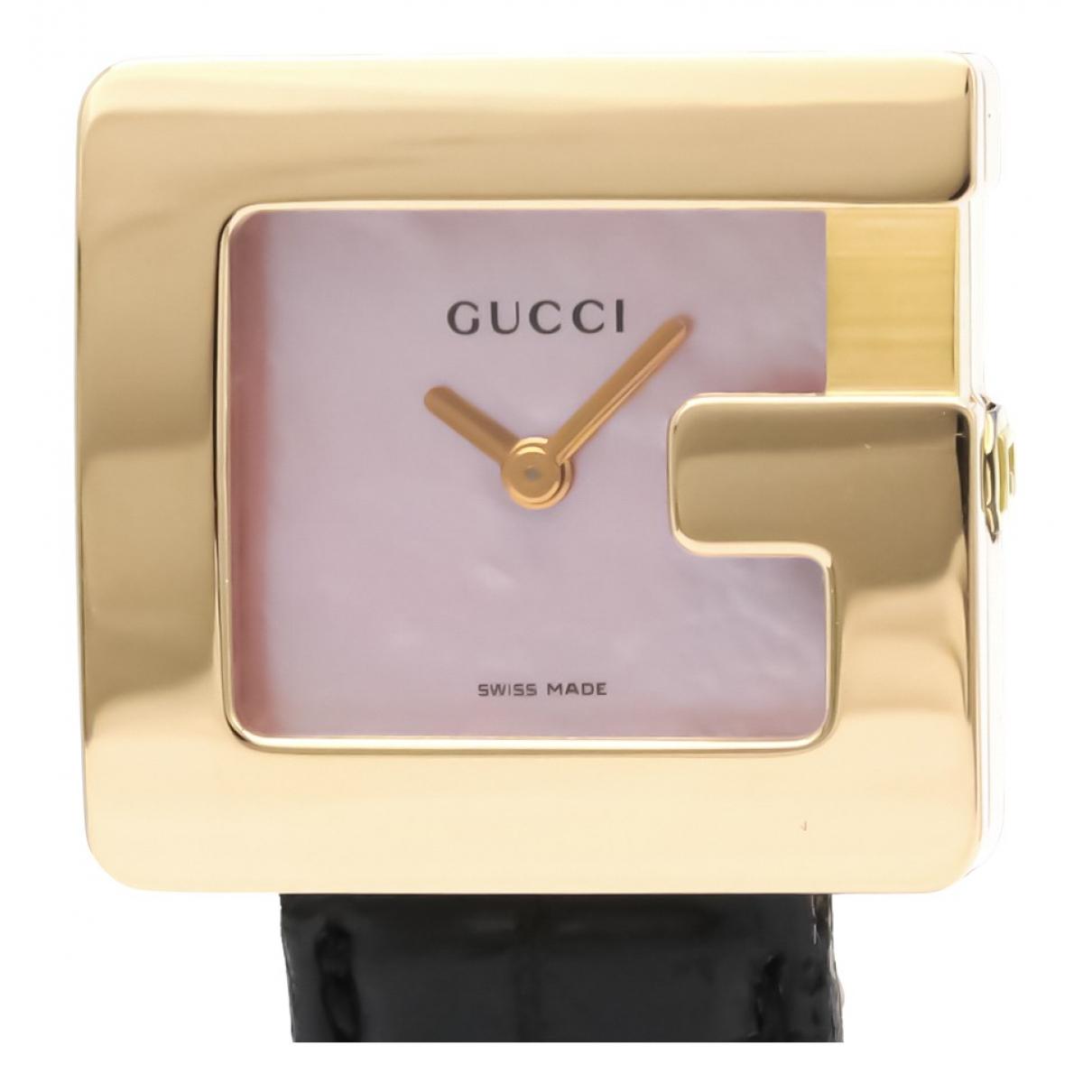 Reloj de Oro rosa Gucci