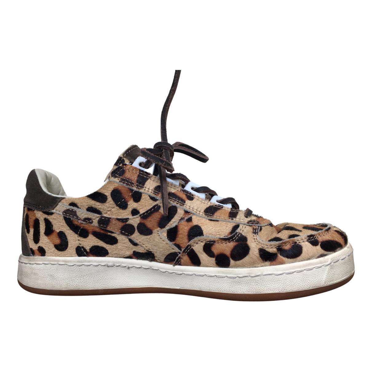 Diadora Heritage \N Sneakers in  Beige Fell