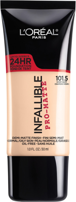 Infallible Pro-Matte Liquid Longwear Foundation - Ivory Buff 101.5