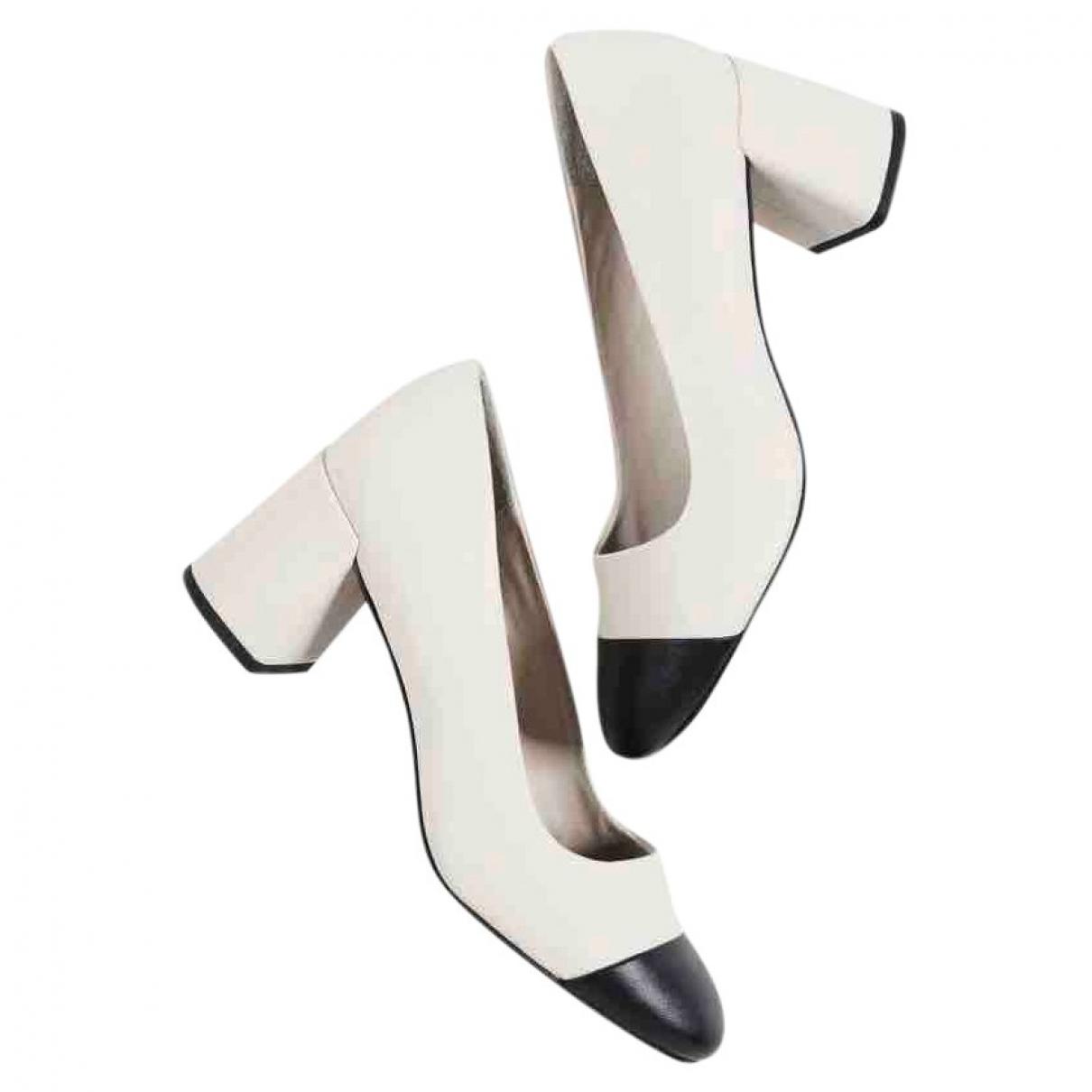 Senso - Escarpins   pour femme en cuir - blanc