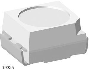 Vishay VLMS30J1L2-GS08, VLMS30 Red CoB LED (1500)