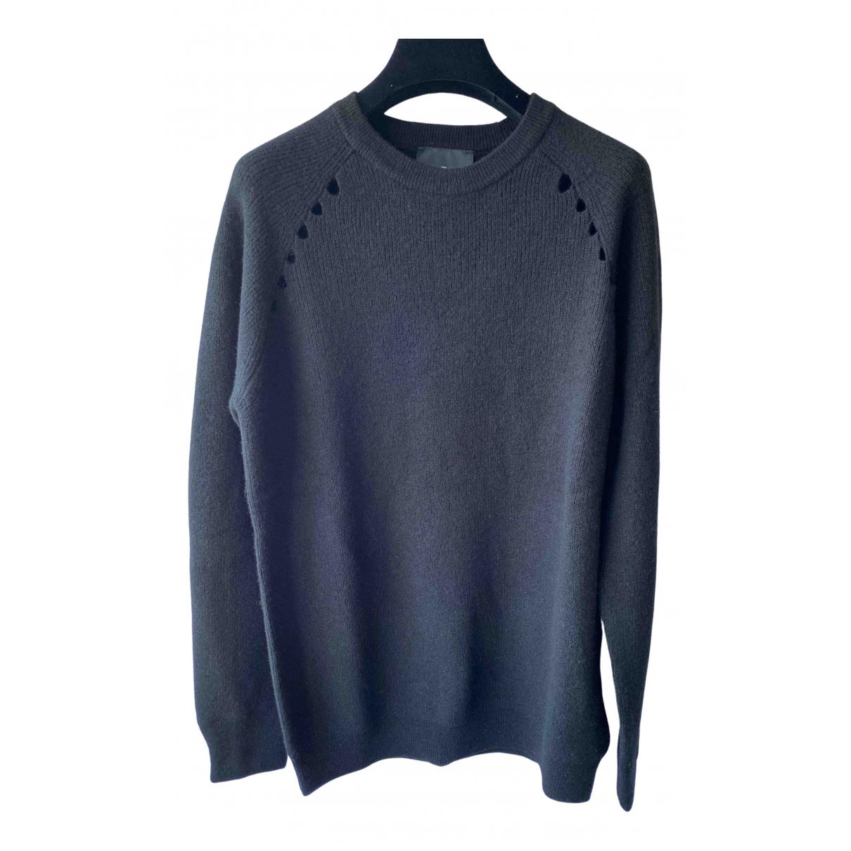 John Richmond \N Black Wool Knitwear for Women S International