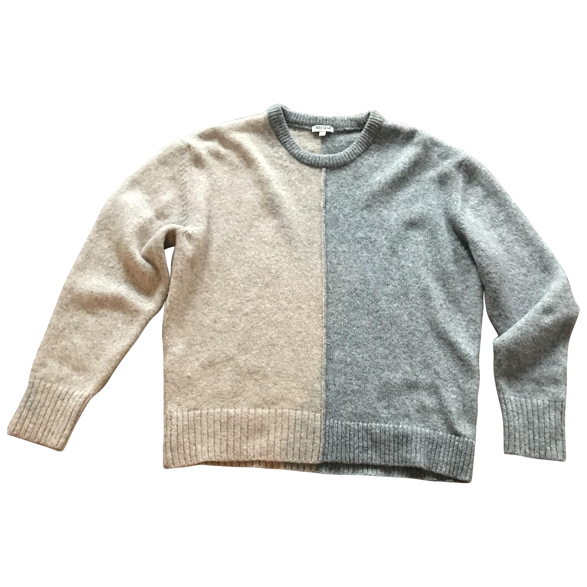 Kenzo \N Pullover in  Beige Wolle