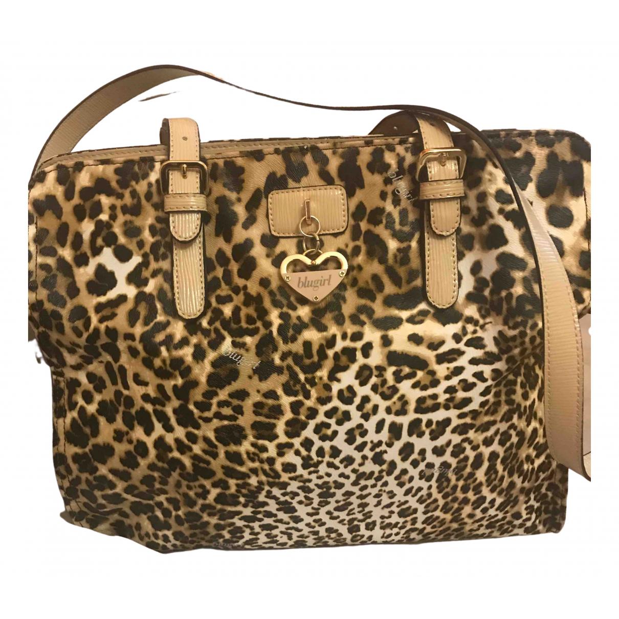 Blumarine N Brown handbag for Women N
