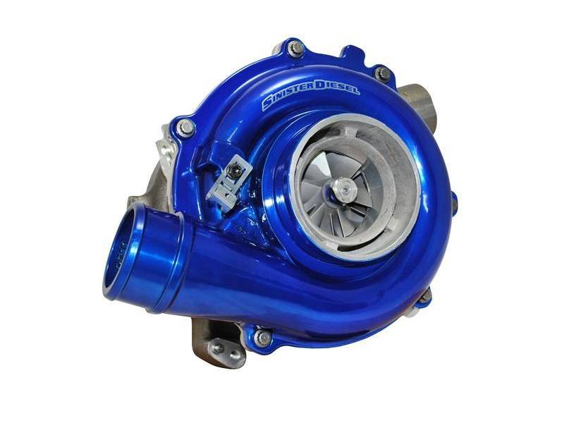 Sinister Diesel SD-PWRMAX-03 Turbo