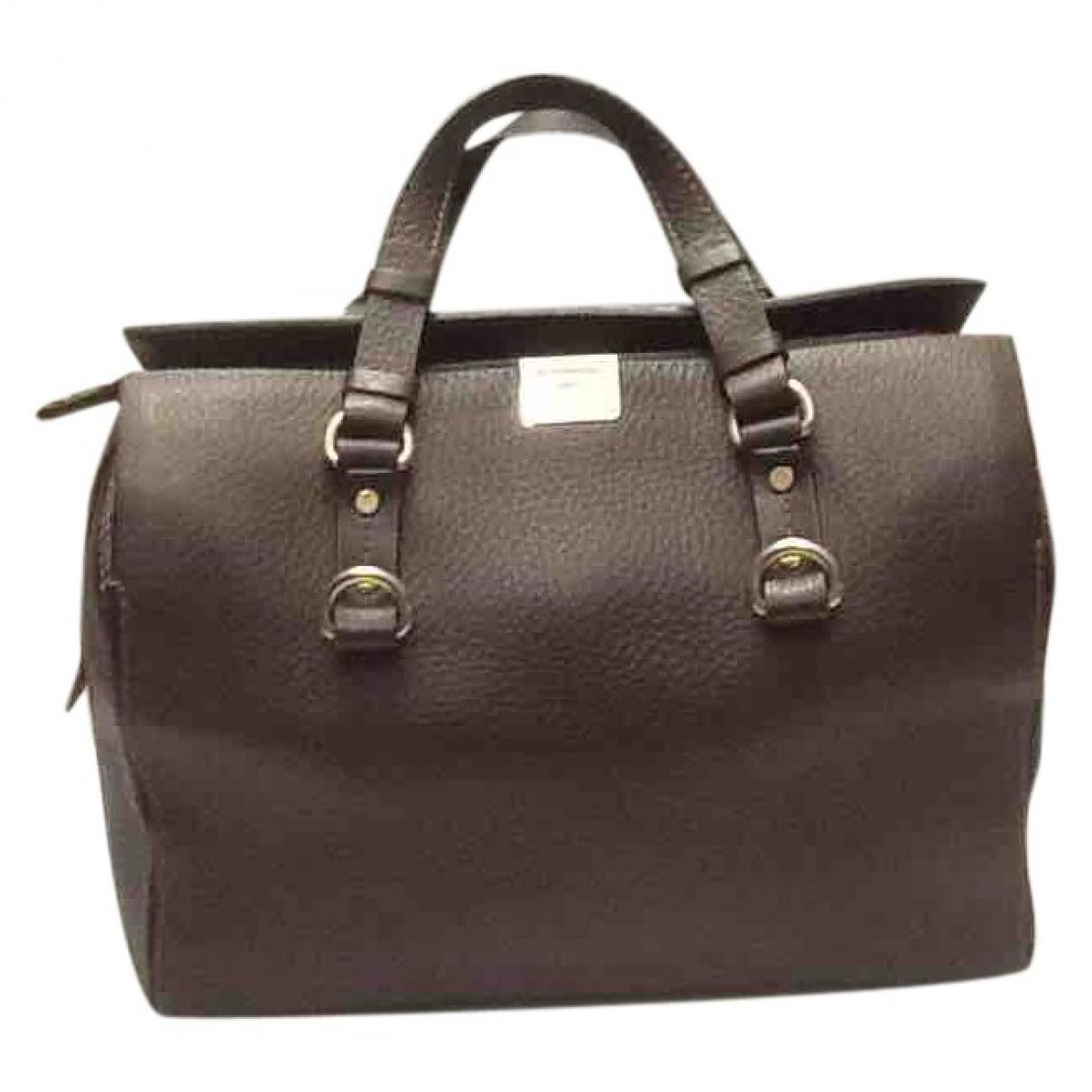 Dsquared2 \N Brown Leather handbag for Women \N
