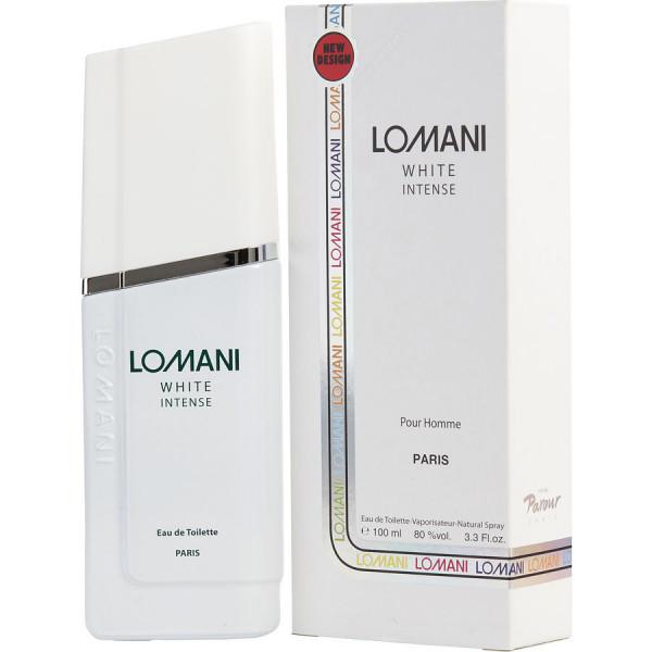White Intense - Lomani Eau de toilette en espray 100 ML