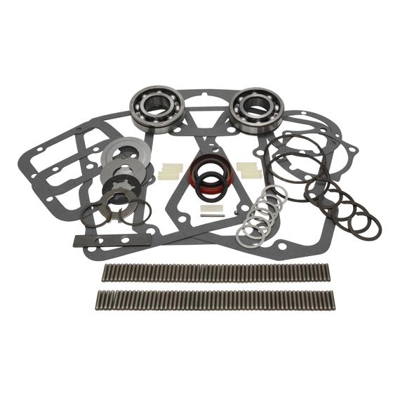 T18 Transmission Bearing/Seal Kit Bronco/F100-F500/M400/P350 4-Speed Manual Trans 23mm 7/8 Inch Thick Input Bearing USA Standard Gear ZMBK114A