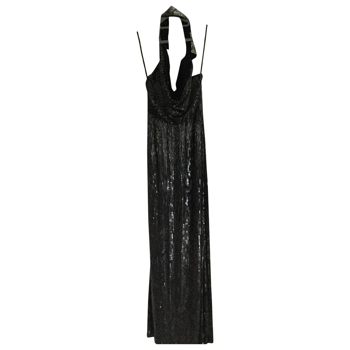 Maxi vestido de Con lentejuelas Jenny Packham