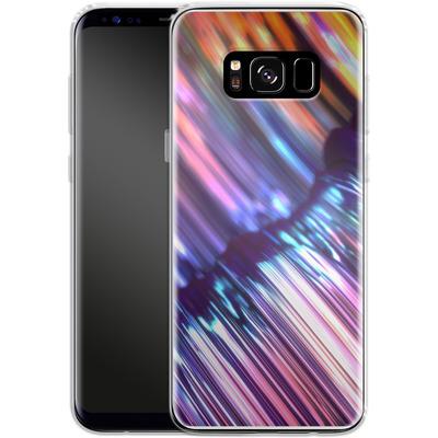 Samsung Galaxy S8 Silikon Handyhuelle - High Tide von Danny Ivan
