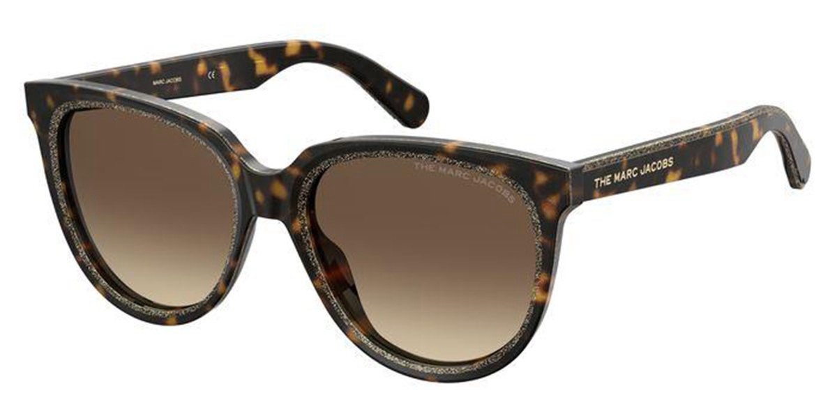 Marc Jacobs MARC 501/S DXH/HA Women's Sunglasses Tortoise Size 54