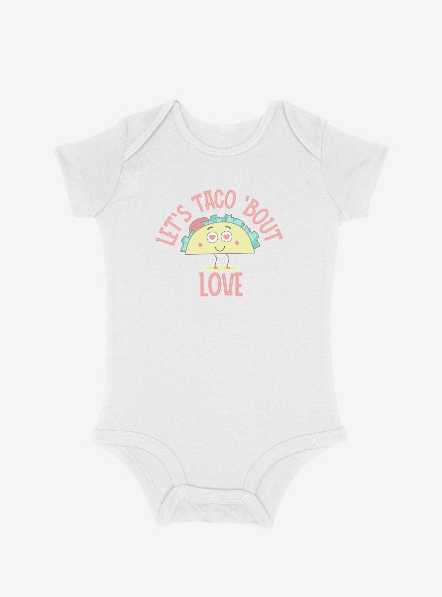 Let's Taco 'Bout Love Infant Bodysuit