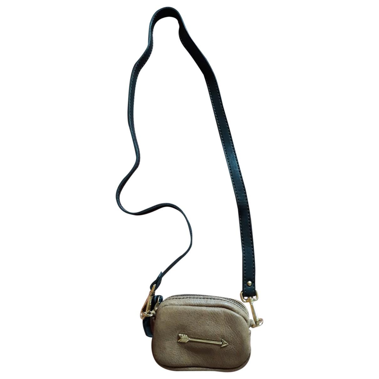 Mercules \N Brown Fur handbag for Women \N