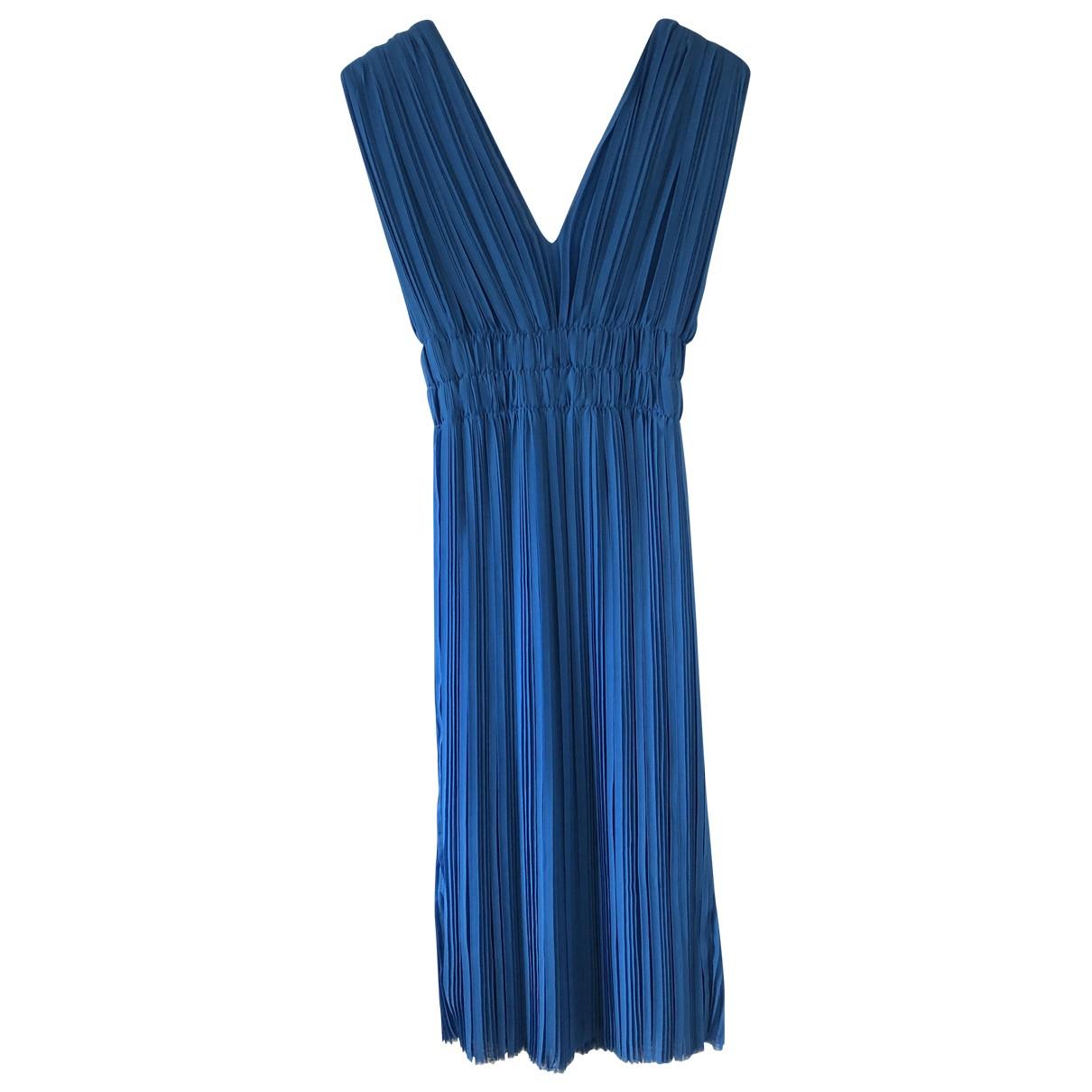 Parosh \N Kleid in  Blau Polyester