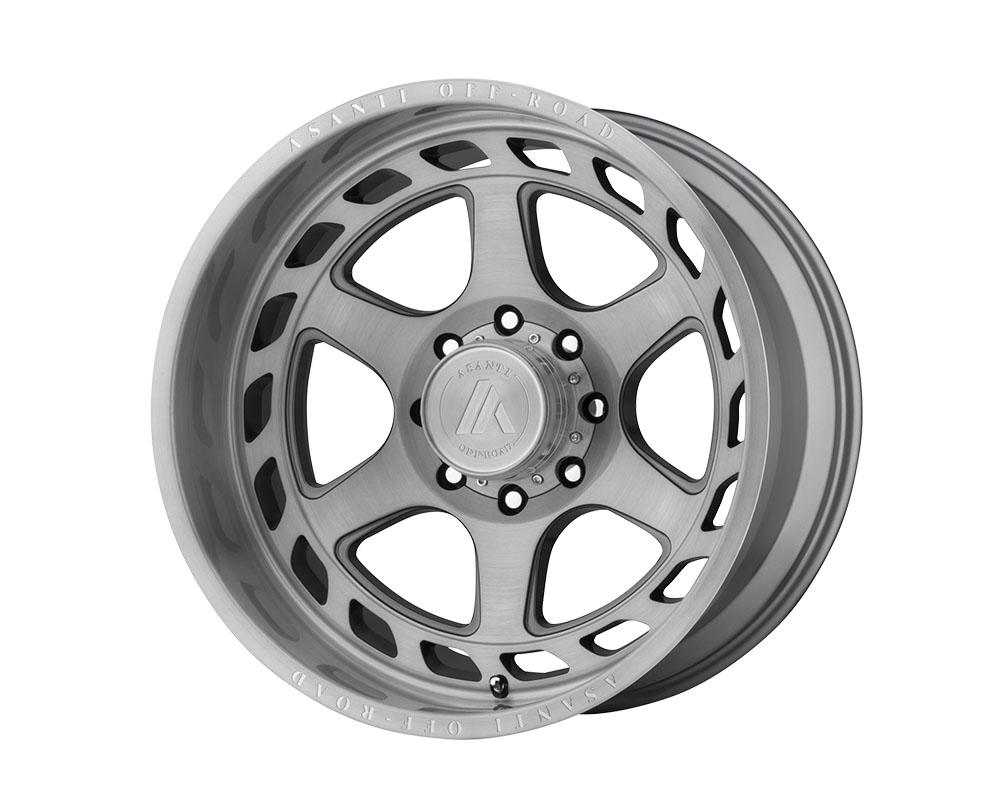 Asanti AB816-201080TB18N Off-Road AB816 Anvil Wheel 20x10 8x8x165.1 -18mm Titanium-Brushed
