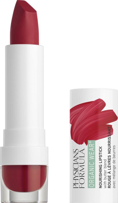 Nourishing Lipstick - Goji Berry