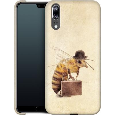 Huawei P20 Smartphone Huelle - Worker Bee von Eric Fan