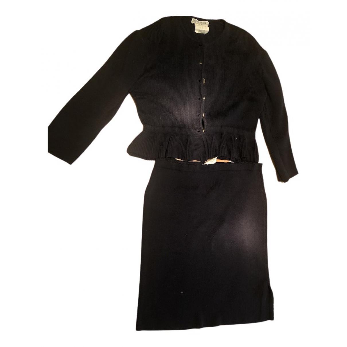 Givenchy - Pull   pour femme en coton - noir