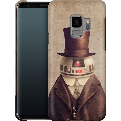 Samsung Galaxy S9 Smartphone Huelle - Duke R2 von Terry Fan