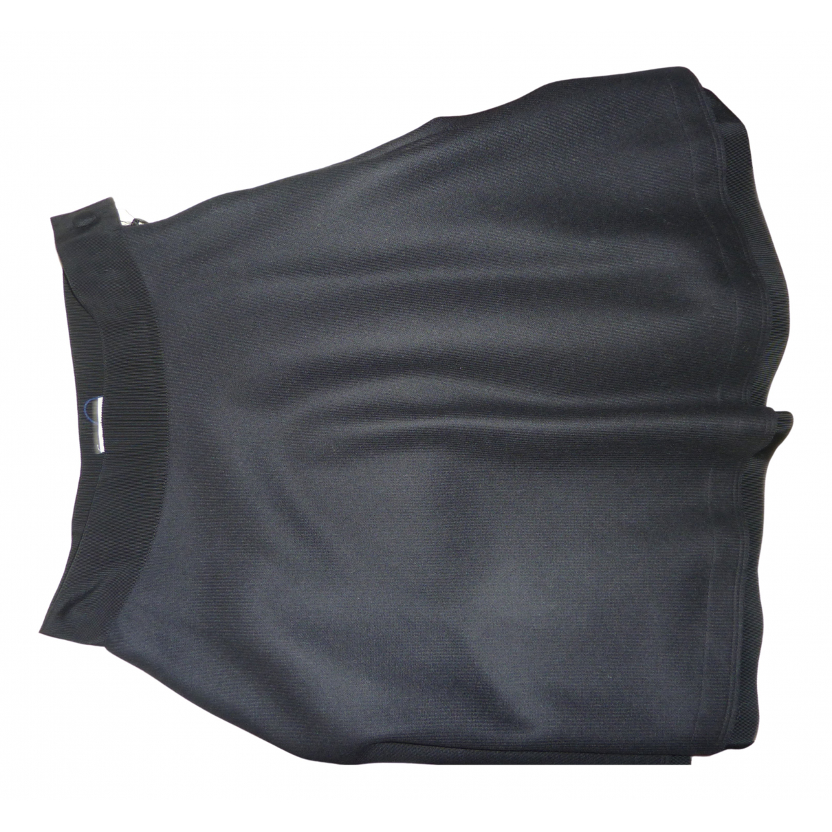 Moncler \N Black Wool skirt for Women 40 IT