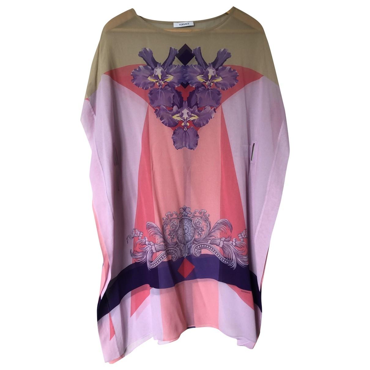 Versace \N Purple  top for Women 40 IT